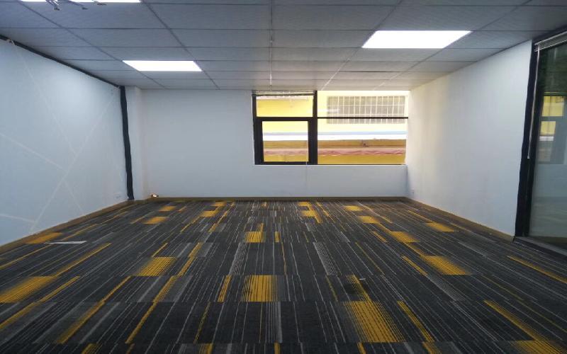 创客公馆写字楼出租150平米精装办公室55元/m².月