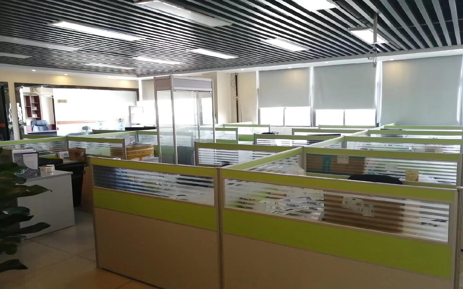 嘉熙业广场写字楼出租330平米精装办公室68元/m².月