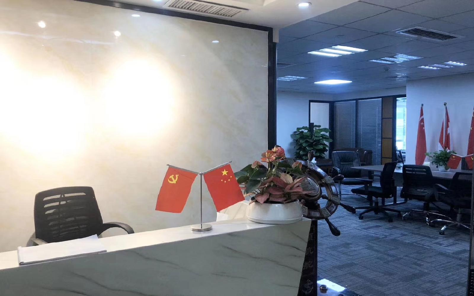 南山-科技园 华润城大冲商务中心 745m²