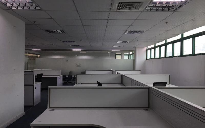 虚拟大学园写字楼出租338平米豪装办公室75元/m².月