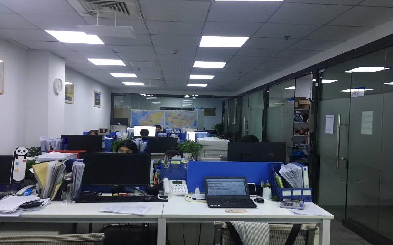 虚拟大学园写字楼出租278平米豪装办公室75元/m².月