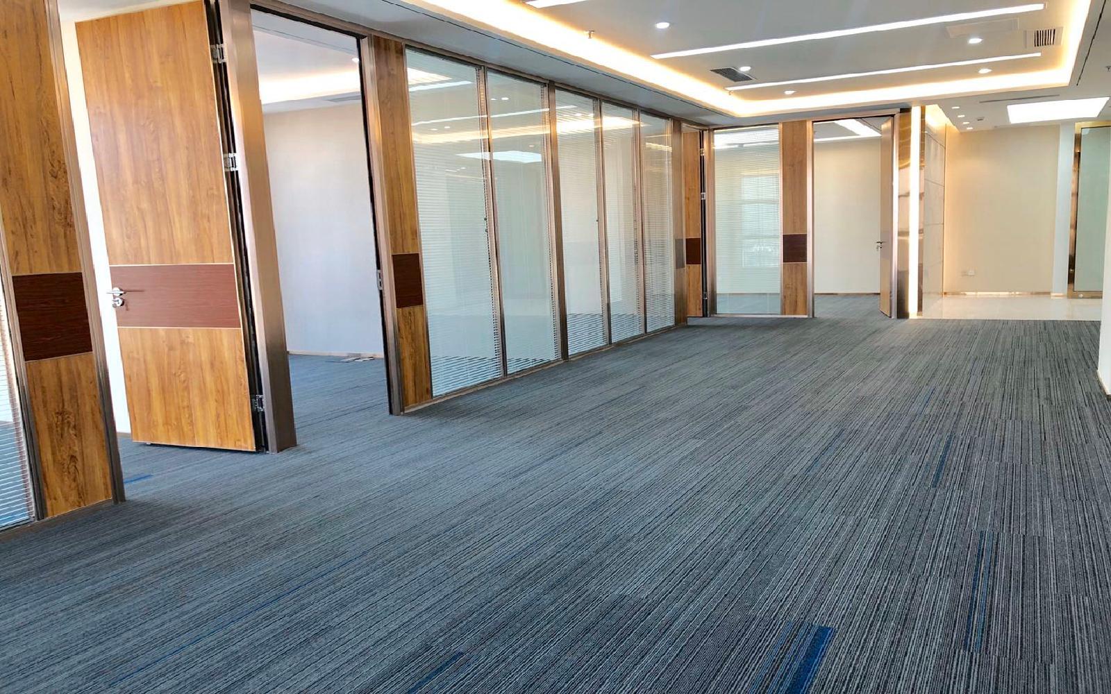 冠华大厦写字楼出租341平米精装办公室95元/m².月