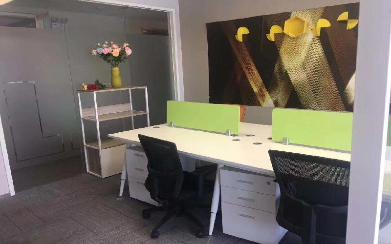 荔园创客-前海荔源广场写字楼出租50平米精装办公室6000元/m².月