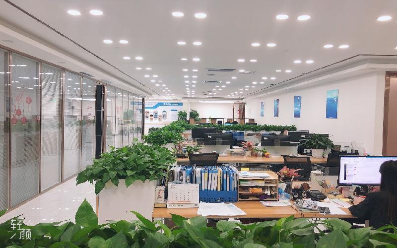 花样年美年广场写字楼出租110平米豪装办公室88元/m².月
