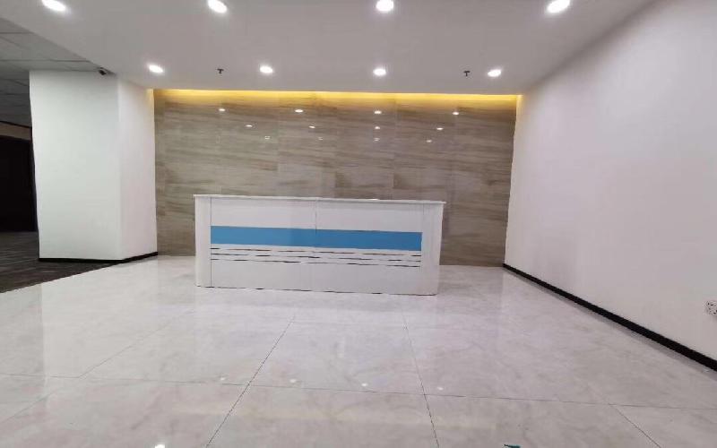 天安云谷写字楼出租366平米精装办公室80元/m².月