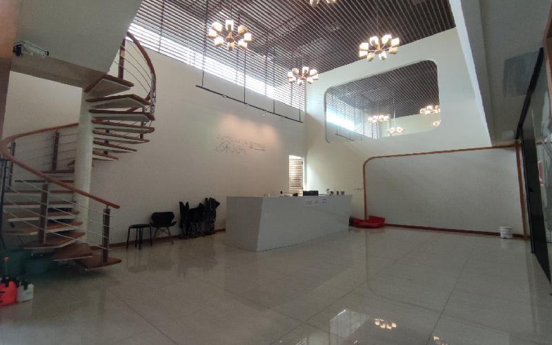 德赛科技大厦写字楼出租595平米精装办公室140元/m².月