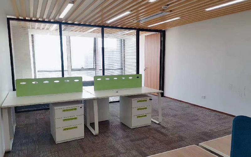 尚美科技大厦写字楼出租71平米豪装办公室160元/m².月