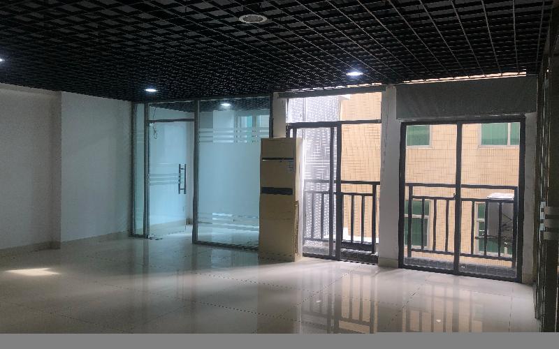 淘景商务大厦写字楼出租118平米精装办公室58元/m².月