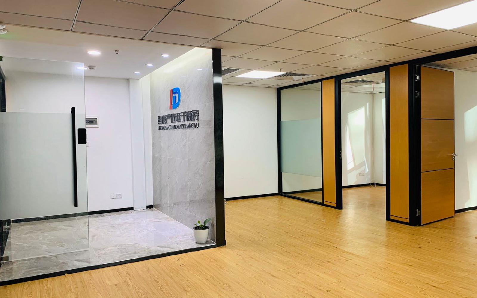 智美park写字楼出租71平米精装办公室50元/m².月