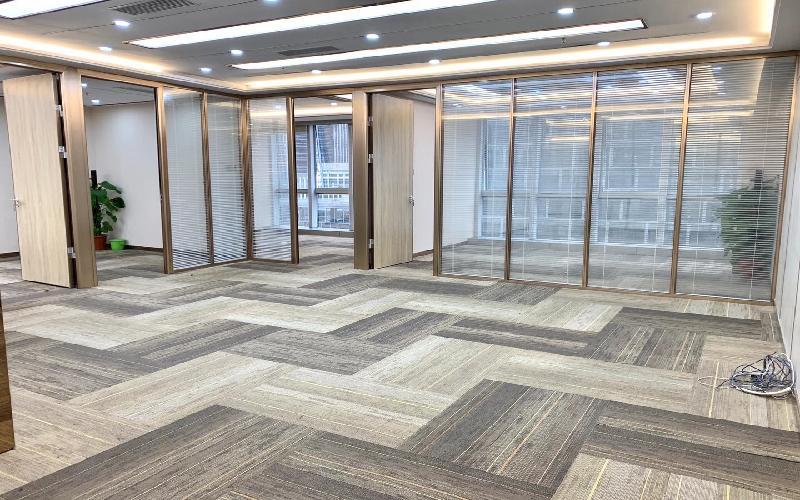 深圳国际商会中心写字楼出租198平米精装办公室168元/m².月