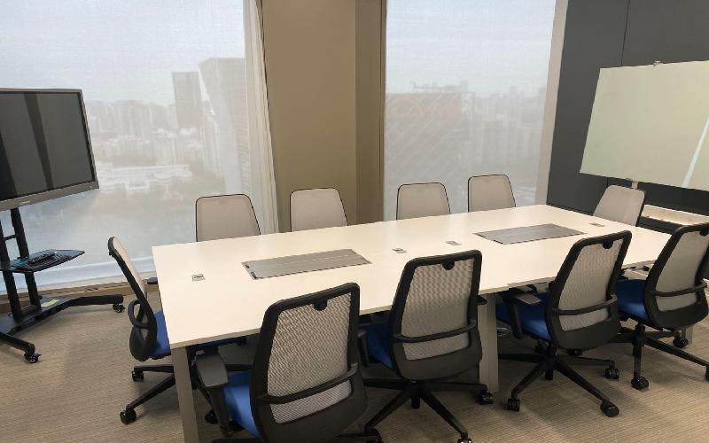 深圳湾一号写字楼出租470平米豪装办公室158880元/间.月