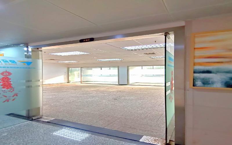 明华国际会议中心写字楼出租135平米精装办公室90元/m².月