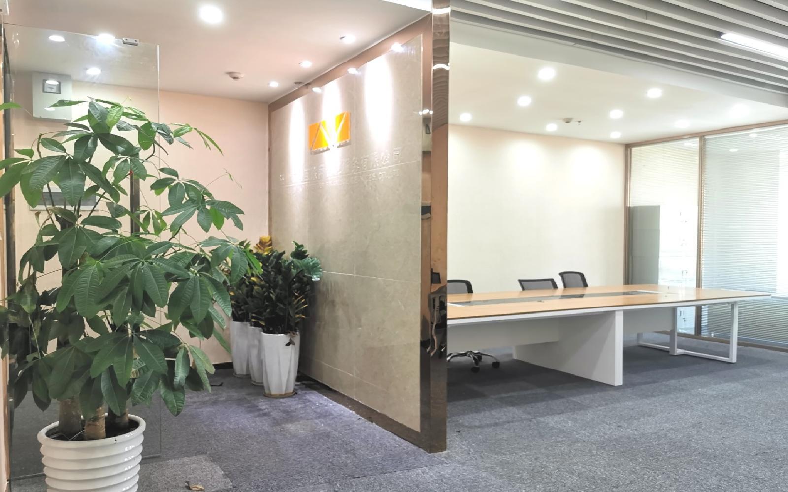 卓越前海壹号写字楼出租115平米豪装办公室160元/m².月