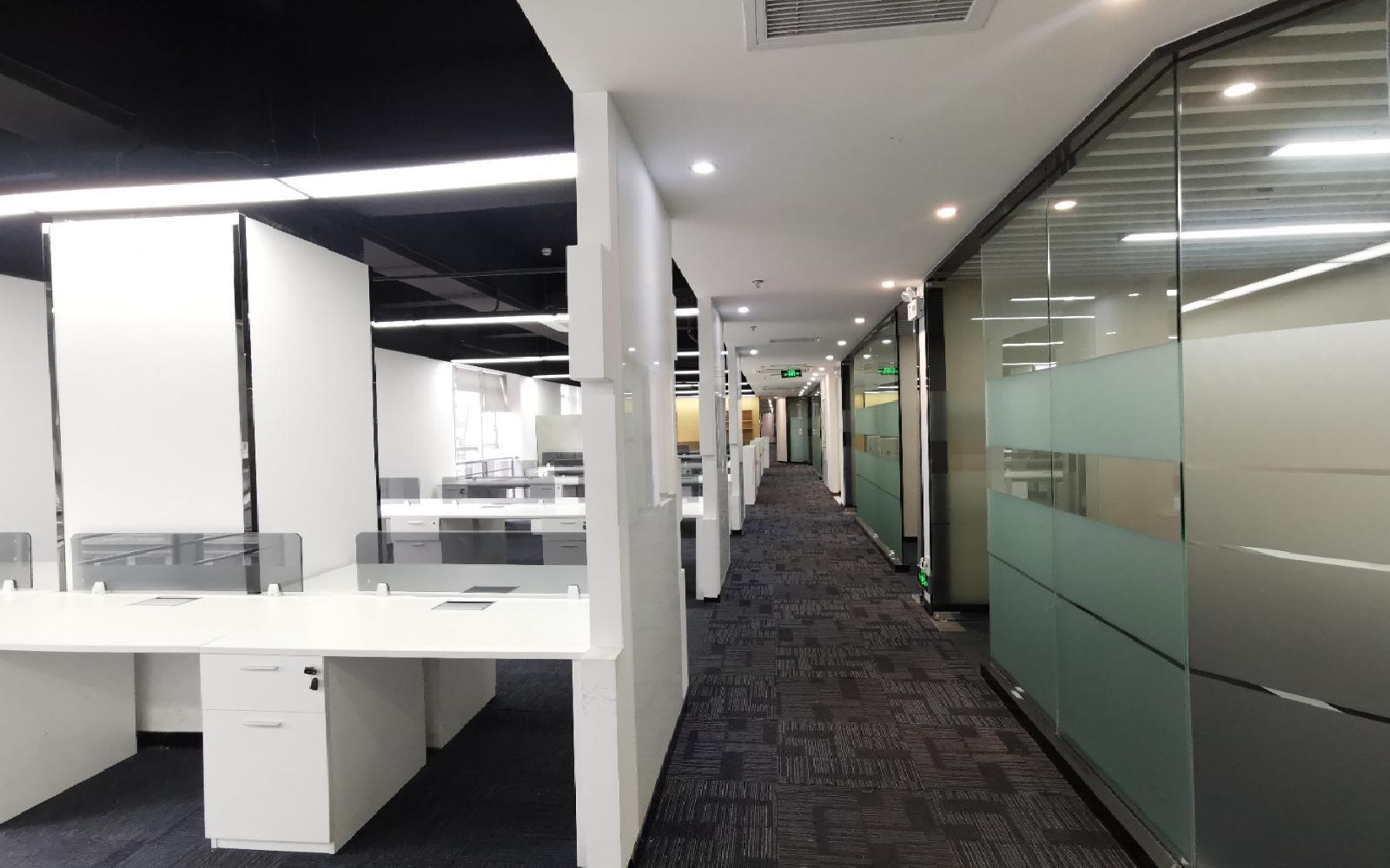 研祥科技大厦写字楼出租856平米精装办公室125元/m².月