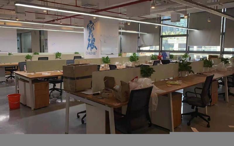 深圳湾科技生态园(三期)写字楼出租731平米精装办公室125元/m².月