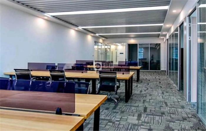 风华科技大厦 350平精装修 3+1格局 可容纳工位30个