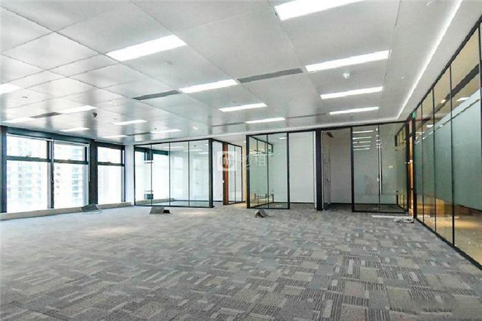 生命保险大厦 精装654平 户型方正落地窗采光好 使用率高