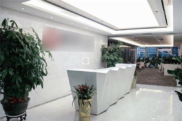 福田科技广场 900平精装修 户型方正三面采光实用高