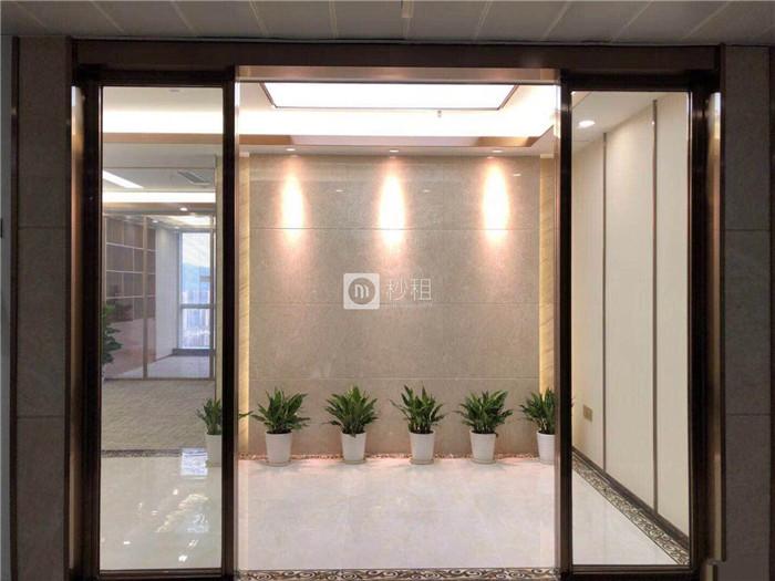 诺德金融中心 218平高层精装 40人办公 特价188元