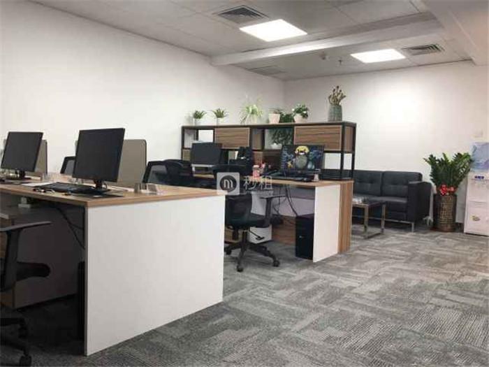 保利大厦 南油11号线附近精装修230平 60%得房率