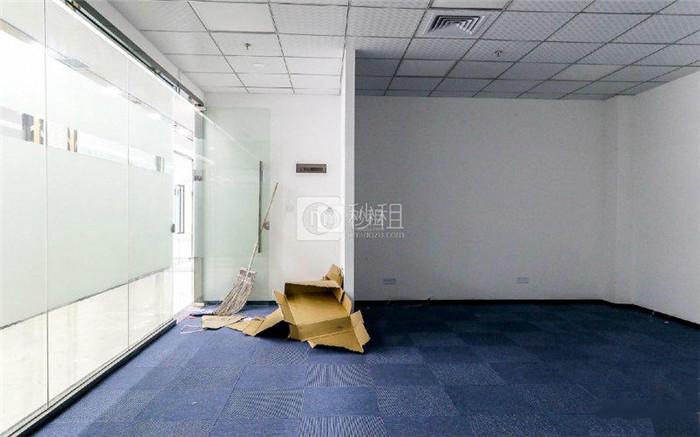 兴华工业大厦 南山蛇口100平精装修 户型方正双面采光
