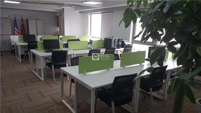 联合大厦 东二环朝阳门CBD国贸 450平精装修带家具