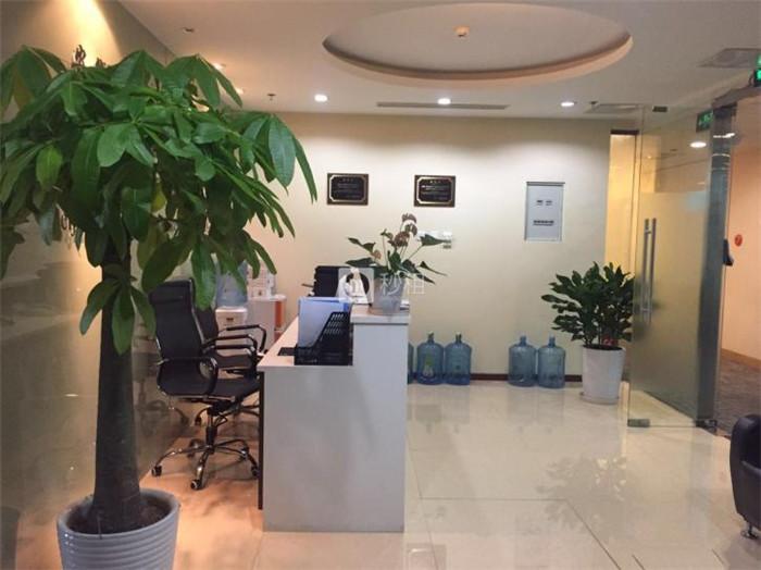 京广中心 东三环291精装 带家具高层视野好拎包入驻