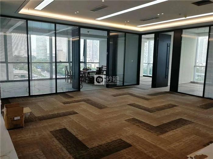 田厦商业大厦 南山桃园站豪装288平 双采光地铁口