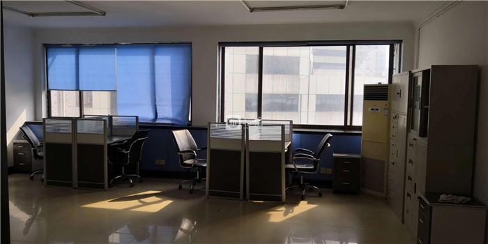 沪办大厦 曲阳大柏树 132平精装修 户型好性价比高