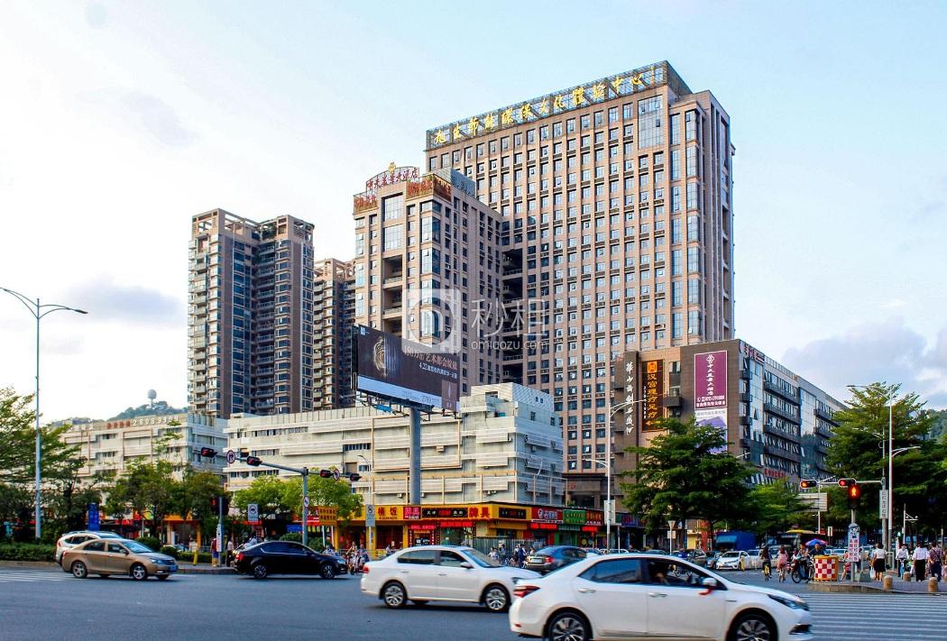 厦门集美将崛起266米大楼 集合酒店写字楼购物中心业态