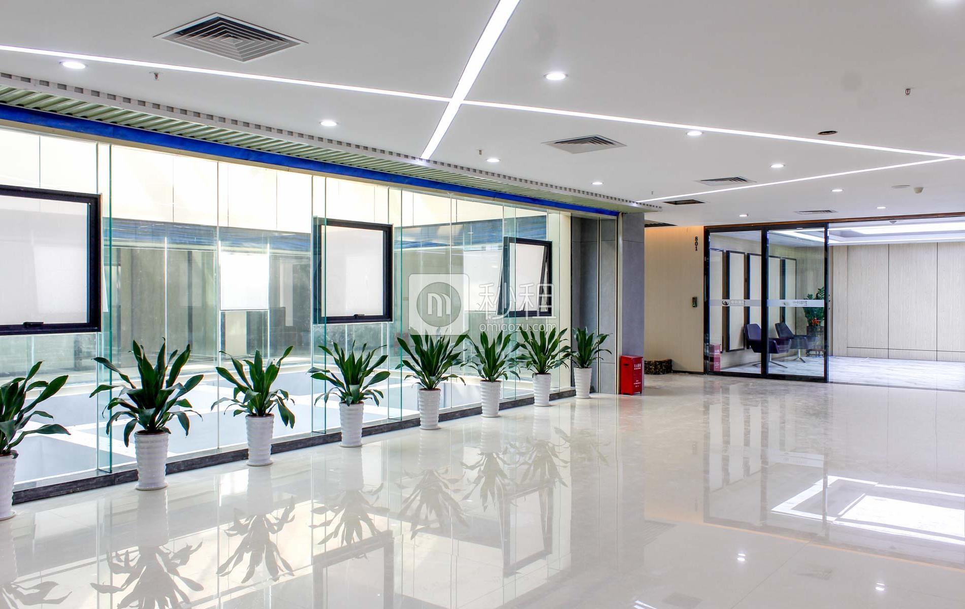 办公室装修设计之天花板的设计应该注意哪些方面