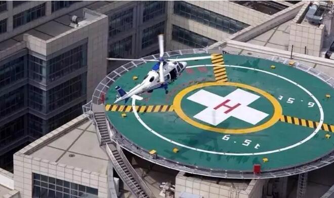 """深圳CBD高层写字楼顶上的""""H""""你知道是什么吗?"""