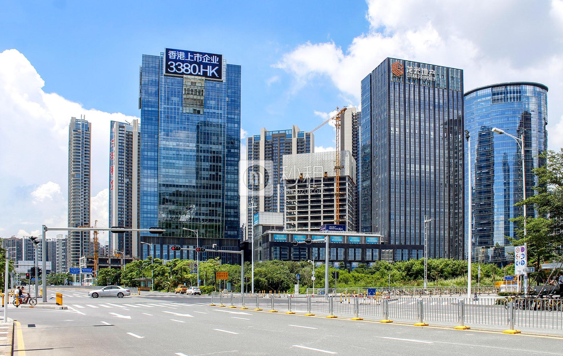 龙光世纪大厦深圳前海核心区宝安写字楼高品质挑选