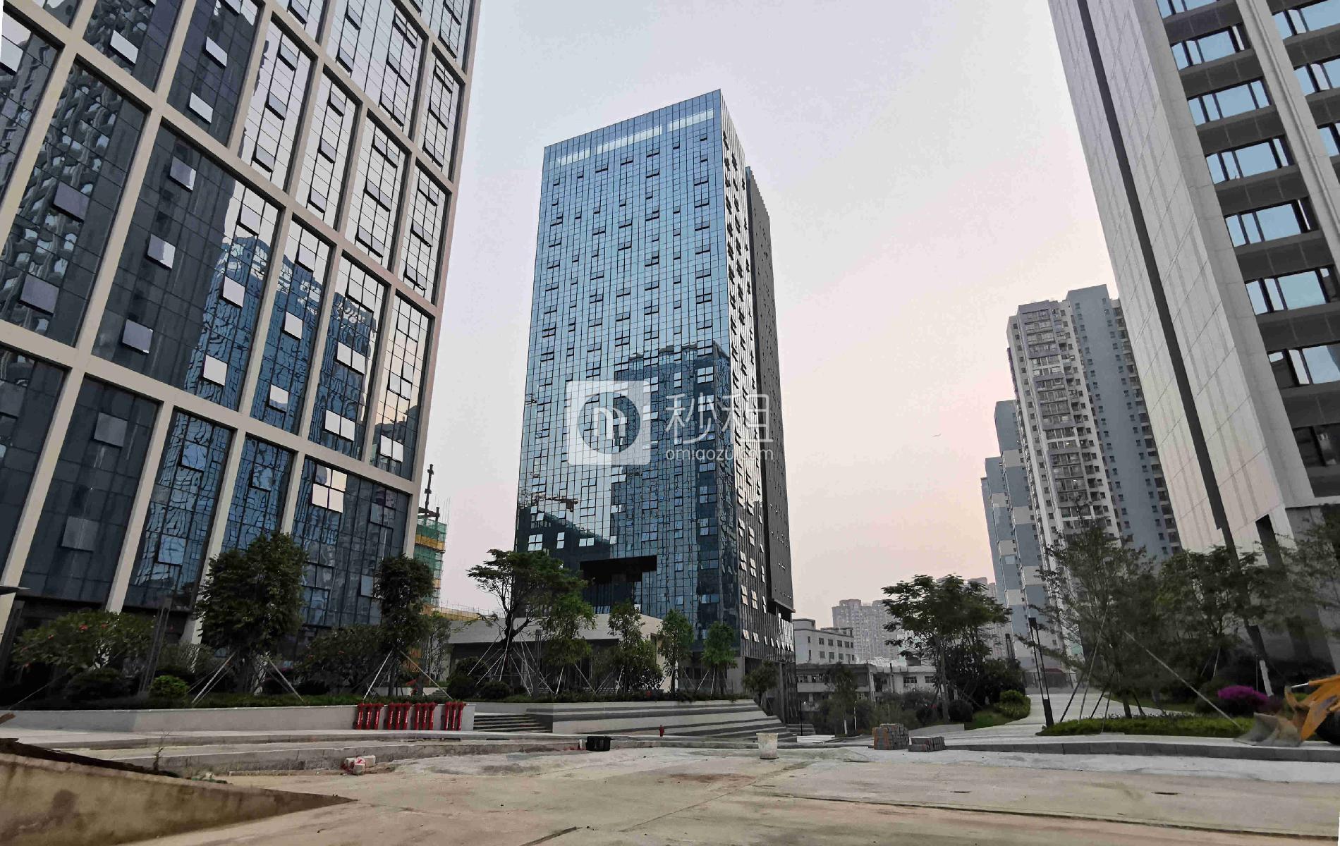 2021年深圳写字楼新增40万平,空置率升至28%