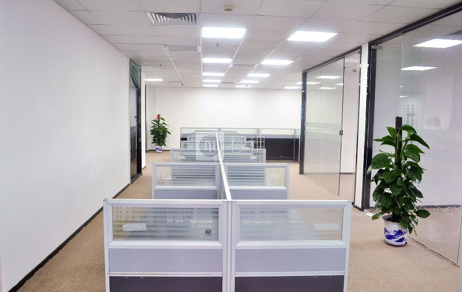 创新科技广场(一期)写字楼出租298平米豪装办公室165元/m².月