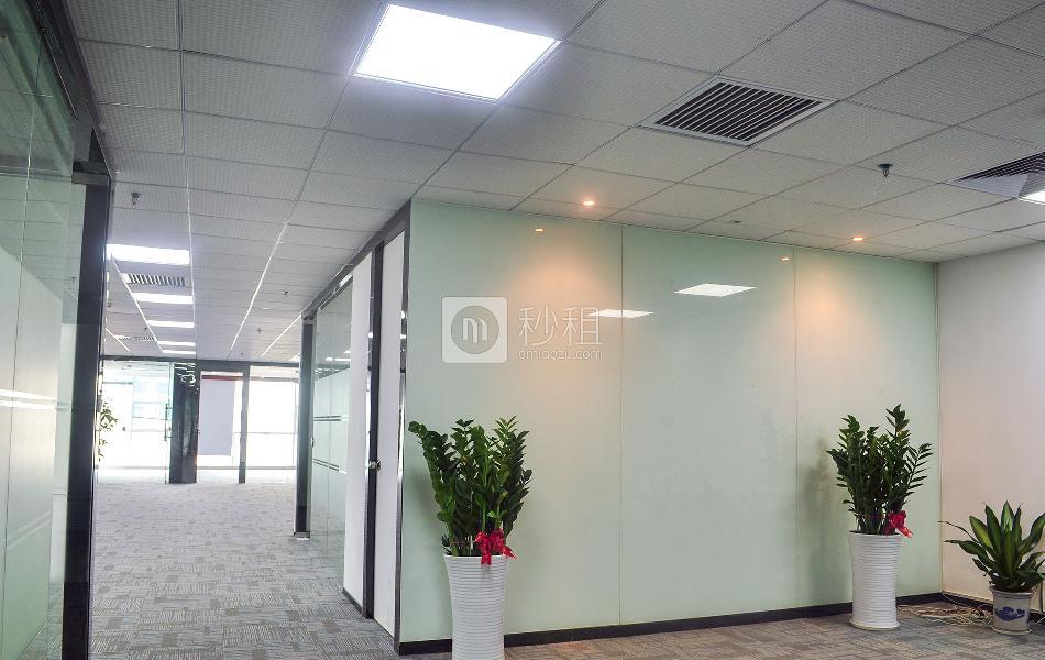 创新科技广场(一期)写字楼出租600平米豪装办公室160元/m².月
