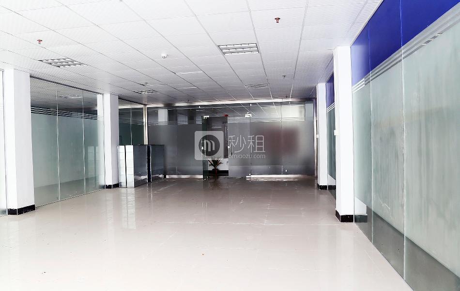 柏龙大厦写字楼出租120平米简装办公室75元/m².月