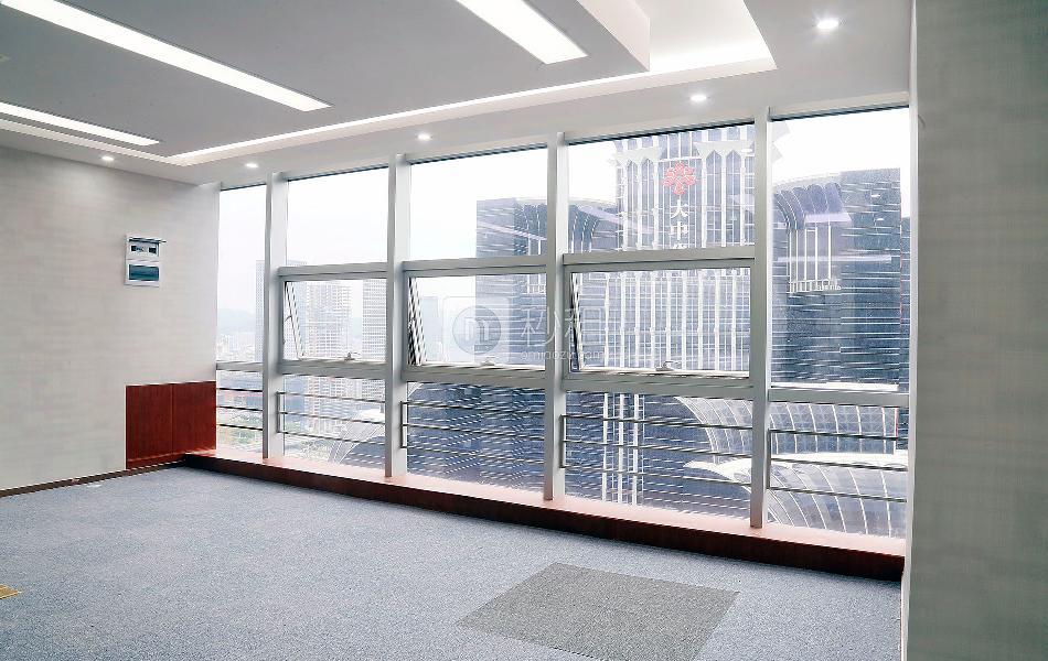 金中环国际商务大厦写字楼出租531平米豪装办公室280元/m².月