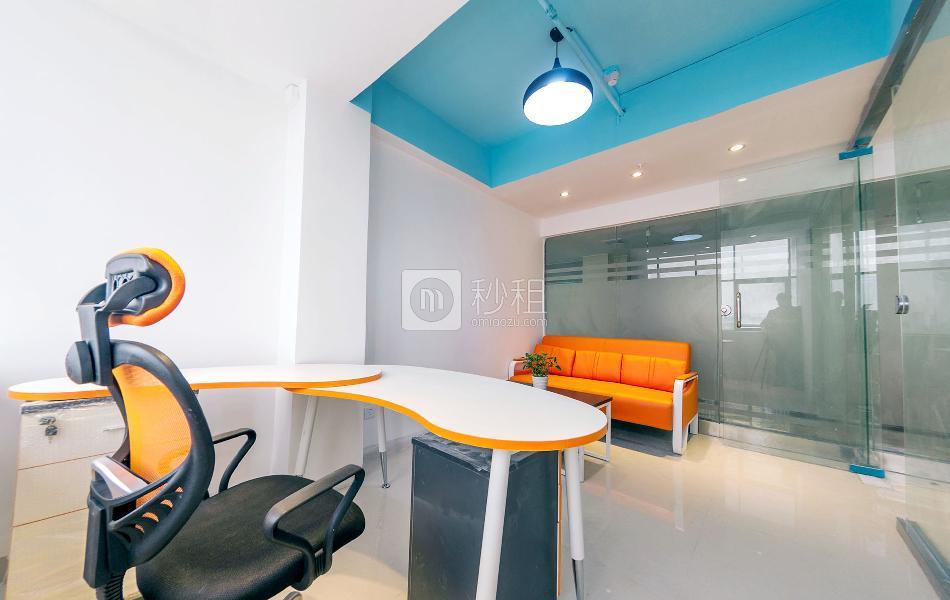 OTO创客中心写字楼出租83平米精装办公室65元/m².月