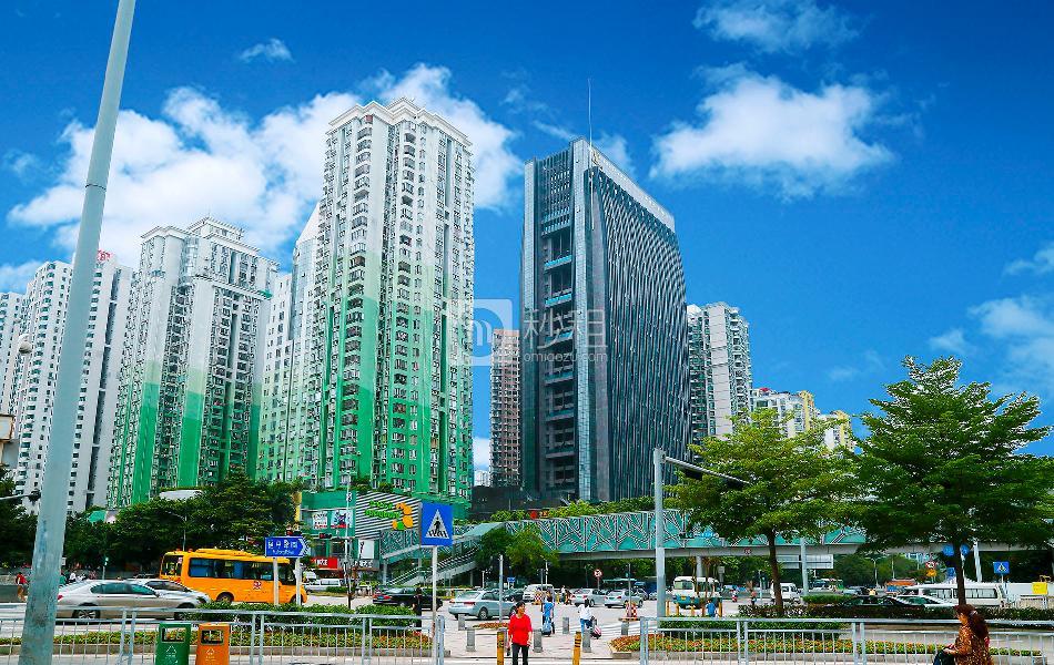 橄欖大廈-深圳平安國際大酒店