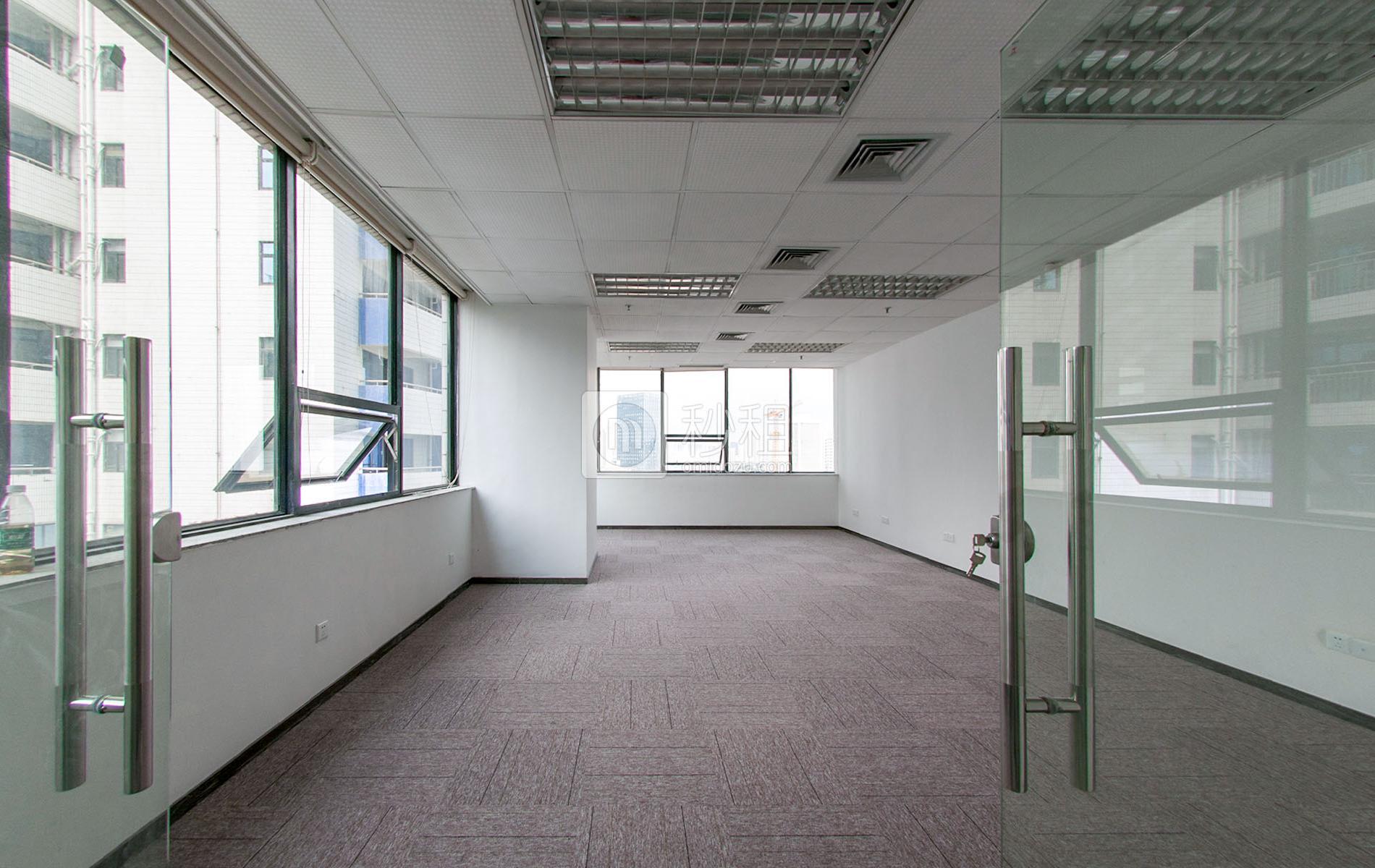 明华国际会议中心写字楼出租75平米简装办公室130元/m².月