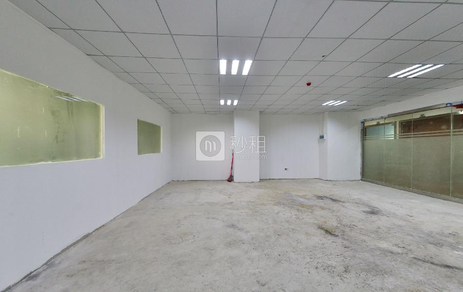 皇城广场写字楼出租172平米毛坯办公室82元/m².月