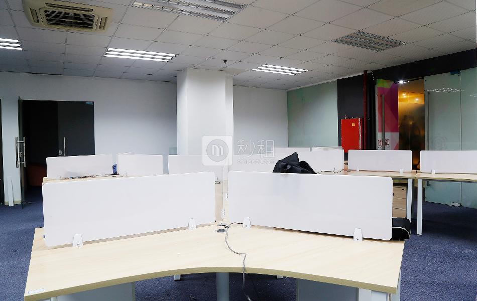 富利臻大厦写字楼出租250平米精装办公室100元/m².月