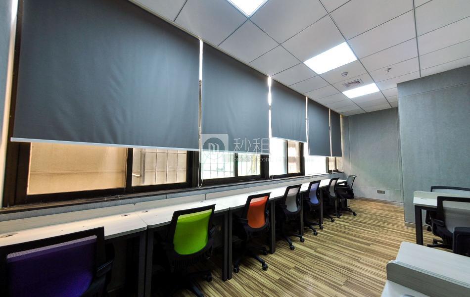 世杰商务中心-赛格科技园写字楼出租40平米豪装办公室9080元/间.月