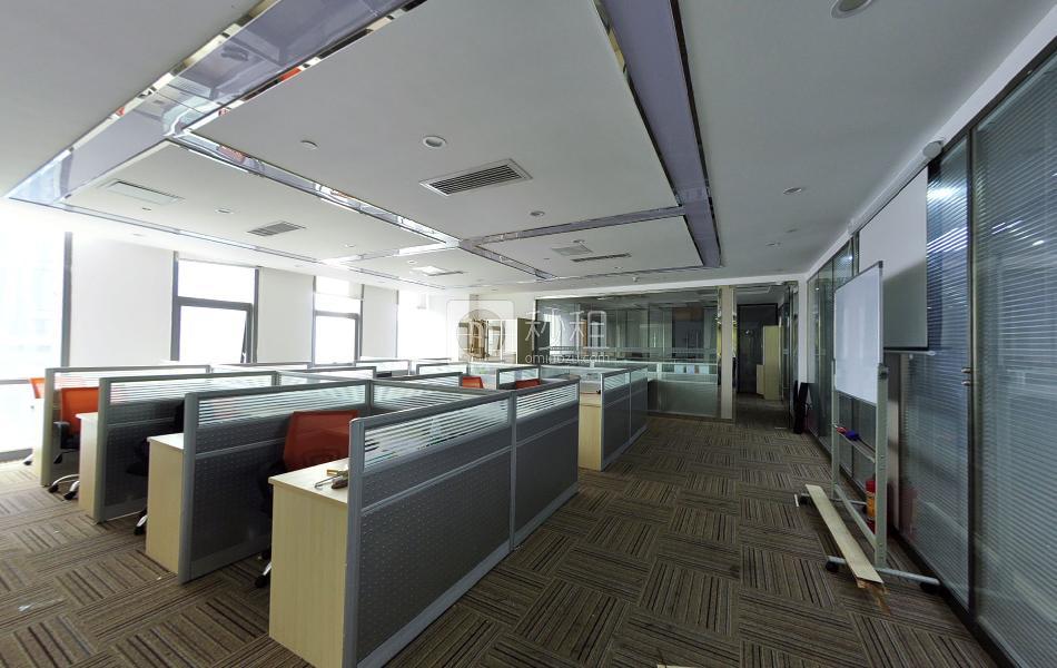 地铁大厦写字楼出租426平米精装办公室230元/m².月