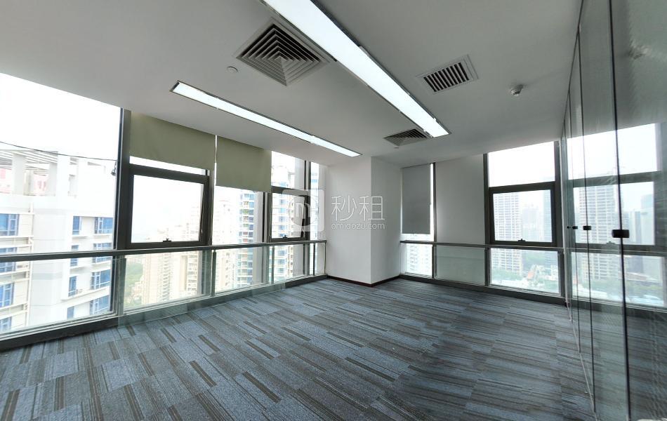 地铁大厦写字楼出租208平米豪装办公室200元/m².月