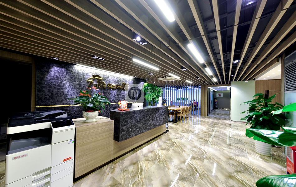前海港駿達商務中心-兆邦基金融大廈