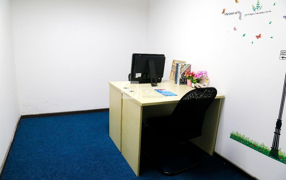 創富港-雷圳大廈寫字樓出租12平米精裝辦公室2240元/間.月