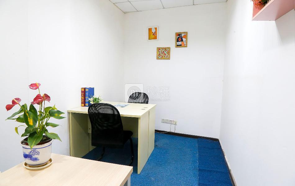 創富港-雷圳大廈寫字樓出租24平米精裝辦公室3650元/間.月