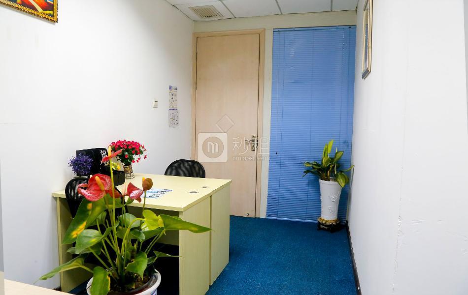 創富港-雷圳大廈寫字樓出租20平米精裝辦公室3090元/間.月